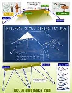 philmont dining fly