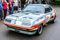 Back to the Vauxhall Firenza pushing 200 Bhp. Vauxhall Motors, Car Racer, Vintage Race Car, Rally Car, Retro Cars, Sexy Cars, Motor Car, Cool Cars, Race Cars