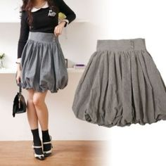 balloon skirt