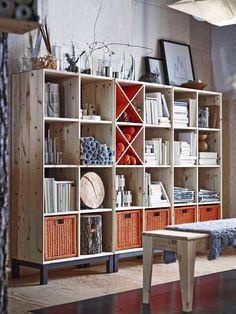 IKEA NORNAS bookcase