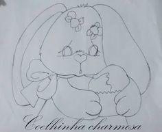 Coelhinha Charmosa - Rose Ferreira(960×789)