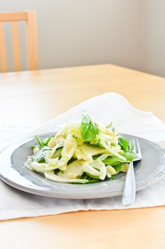 Scandi Home: Marinated Fennel and Pear Salad