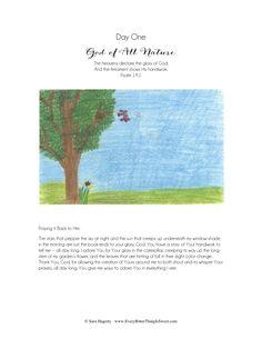 ChildrenAdoreDAY1 31 days of adoration for kids free book download
