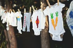 a woodland themed baby shower