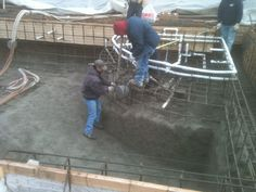 This pool is going to look beautiful when it is done!