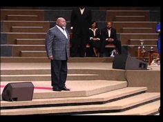 Stay on Track---Bishop T.D. Jakes