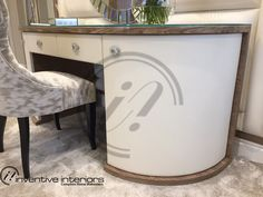 luxury interior design London dressing table Interior Design London, Luxury Interior Design, Interior Stylist, Modern Minimalist, Furniture Decor, Inventions, Entryway Tables, Modern Bedding, Dressing Table