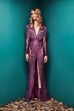Zuhair Murad Fall 2018 Ready-to-Wear Fashion Show Collection