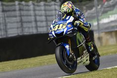 """""""Iannone made a great lap, the rest of us are close. I still need to find the right balance with the bike"""""""
