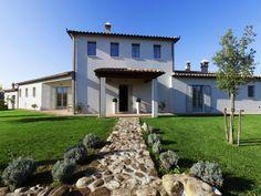 Ferienhaus Toskana - Villa Farfalla - www.sonnigetoskana.de - Italien,  Provinz Grosseto bei Capalbio, 8 Personen, Klimaanlage, privater Pool