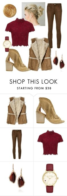 """""""btp #2----Fall-----"""" by sadsmith ❤ liked on Polyvore featuring Hollister Co., Musse & Cloud, Paige Denim, Chloe + Isabel and Kate Spade"""