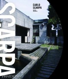 Beautiful book on one of my favourite architects: Carlo Scarpa, by Robert McCarter, on Amazon.com