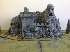 Dwarf Outpost and other terrain projects