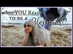 How to Become a Mermaid: 4 Ways to Transform into a Mermaid without a Magic Spell (for Adults) — The Magic Crafter Mermaid Gifs, Mermaid Fairy, Magic Herbs, Herbal Magic, Real Spells, Magic Spells, Real Mermaid Videos, Mermaid Tails For Sale, Mermaid Spells