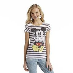 e7082a0f83a Disney Junior s Graphic T-Shirt - Mickey Mouse at Kmart.com Junior Tops
