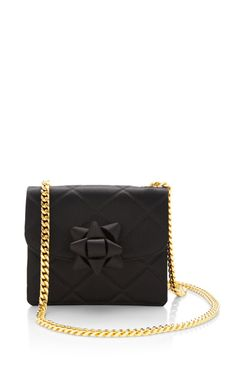 Mini Trouble Bag In Black Satin With Party Bow by Marc Jacobs for Preorder  on Moda 87ff7c07d1