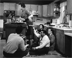 Julia Child; Behind the scenes...