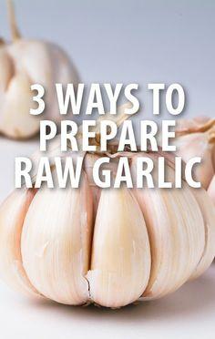 Super food garlic!