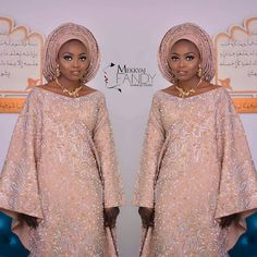 "6,648 Likes, 10 Comments - Africa's Top Wedding Website (@bellanaijaweddings) on Instagram: ""Asiya Makeup @mekkyaj_fandy AsoOke @bimmms24"""