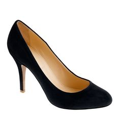 Mona suede pumps. mine.