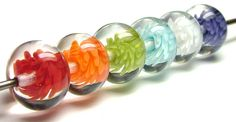 Flurry Beads by Beads By Laura, via Flickr