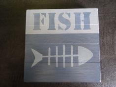 Dessous de plats en bois dans les tons gris-bleu thème mer : Cuisine et service de table par c-driftwood-bois-flotte