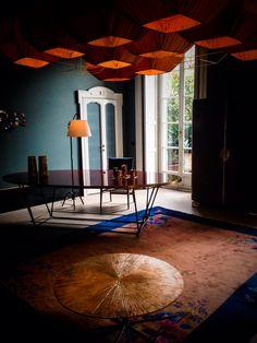 Dimore Studio, via Solferino, Milano. 2014. Waiting for fuori salone...