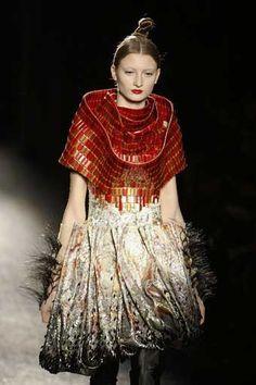 Tokyo Fashion Designers | ... creations by Japanese fashion designer Toshikazu Iwaya (Reuters
