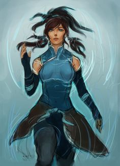 I like Legend of Korra. Avatar Fan Art, Avatar Ang, Team Avatar, The Legend Of Korra, Avatar Legend Of Aang, Avatar Kyoshi, Korra Avatar, Azula, Avatar Cartoon