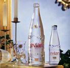 Bouteille evian édition limitée 2012 > Danone Au Naturel Edition Limitée, Water Bottle, Mineral Water, Water Bottles