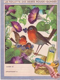 illustration by Jean Mercier Travel Cards, Happy Together, All Nature, Ad Art, Children's Book Illustration, Vintage Advertisements, Vintage Posters, Art Reference, Illustrators