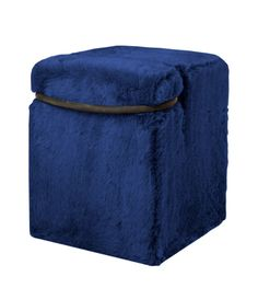 DRIADE POUF BLOCCO, welcome back