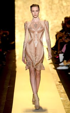 Herve Leger from Best Looks at New York Fashion Week Fall 2015