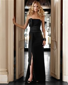 White House Black Market The Black Katharine Gown - ShopStyle Dresses 28d802a91