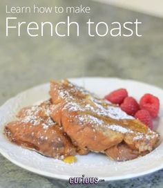 How to Make French Toast - with @Honeysuckle Catering