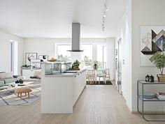 Bostadsrättslägenhet, Storsjö Strand, Storsjöstråket 14, Östersund