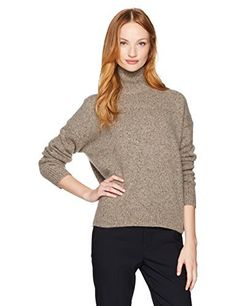 "Product review for Vince Women's Turtleneck Pullover.  Ultra-soft cashmere pullover crafted with a turtleneck and oversized silhouette.   	 		 			 				 					Famous Words of Inspiration...""Wealth is not his that has it, but his that enjoys it.""					 				 				 					Benjamin Franklin 						— Click here for more from Benjamin..."