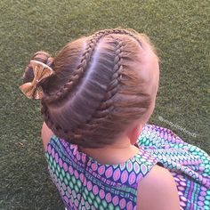 "2,620 Likes, 86 Comments - Braider: Shelley (@prettylittlebraids) on Instagram: ""Inspired by a cornrow style that my good friend Christina @hairandnailscat found unmarked on…"""
