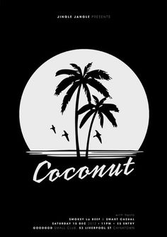Who doesn't want to be there right now? & Who says you need beach colours to be enticed by the Tropics? B - you strike again! 'Coconut' Club Night | Fashion Magazine | News. Fashion. Beauty. Music. | oystermag.com