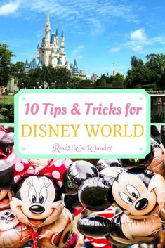 Welcome to The Ultimate Guide to Planning Your Disney World Vacation! You are currently reading Chapter #3: 10 Things You Ought to Know About Disney World! Before you visit Disney World, you should know these…