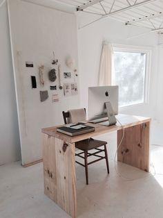 Inside Han Starnes's Dreamily Minimalist Nashville Studio | Of a Kind