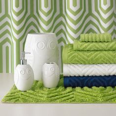 Happy Chic By Jonathan Adler Charlotte Bath Collection Found At Jcpenney