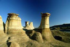 Badlands Alberta