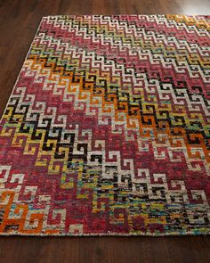 Tanglewood Rug at Horchow.