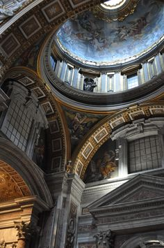 Italy - Inside The Vatican