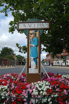 Swaffham Town Sign | by Cameron Self