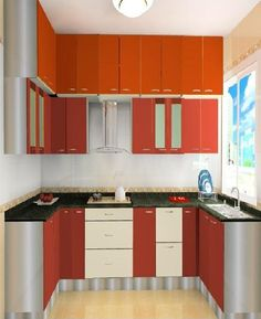 Design Your U Shaped Kitchen In Modern Way. Get Indiau0027s Best Modular Kitchen  Interior Design Ideas In Delhi, Gurgaon, Faridabad And Ghaziabad. For U2026