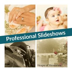 Slideshow Professional Custom Video Montage Photo DVD Movie by HeapsofMemories on Etsy Title Page, Photo Look, Video Clip, Color Correction, Your Photos, Thing 1, Memories, Songs, Etsy