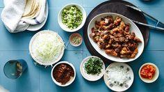 It's always taco season when you're livin' right. It's always taco season when you're livin' right. Dutch Oven Recipes, Pork Recipes, Mexican Food Recipes, Cooking Recipes, Ethnic Recipes, Savoury Recipes, Mexican Dishes, Mexican Meals, Party