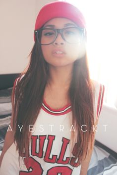 not into the bulls...but Im into her =) If you a rapper or singer CLICK HERE and check out my BEATS!